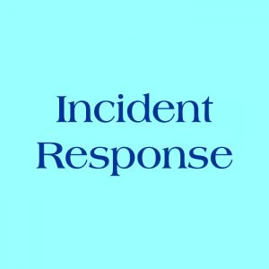 Incident Response Policies