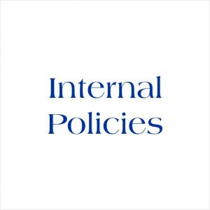 Internal Policies
