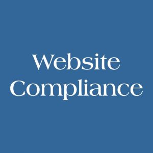 Website Compliance Policies